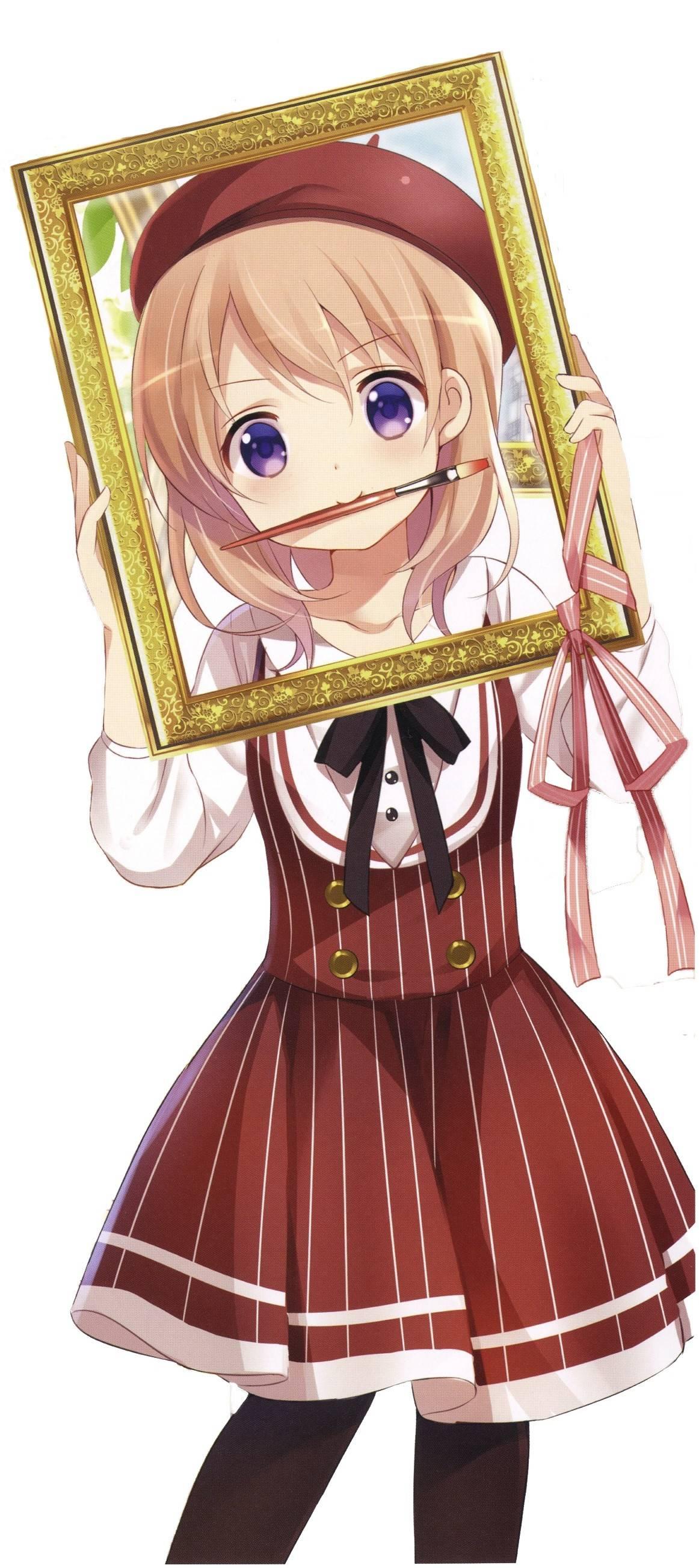 2次元のかわいい女の子画像0087