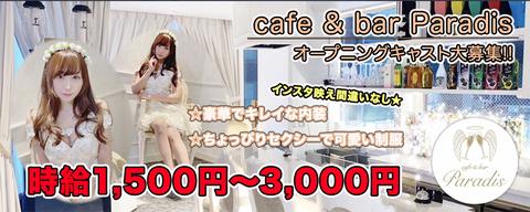 cafe & bar Paradis