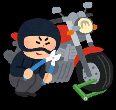 警察署で証拠品のバイク盗まれるwwwwwwwww