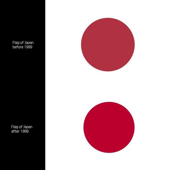 【画像】ワイ色盲、違いに気ずけない・・・