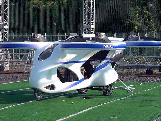 NEC製のドローン、飛行試験中に暴走して行方不明に・・・・