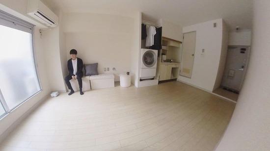 【画像】ミニマリストの部屋が意味不明なんだが・・・・