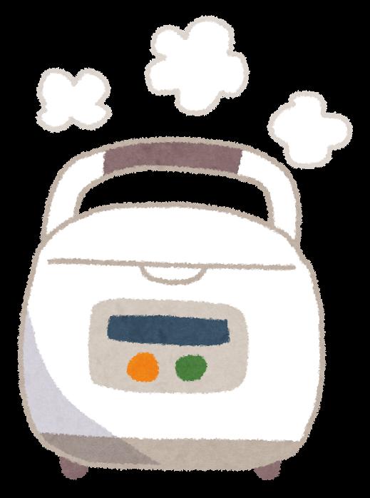 【悲報】炊飯器、米を炊くのに向いてないことが判明…これ存在価値ナシ粗大ゴミだろwwww