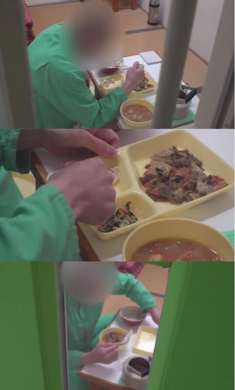 【画像】刑務所の食事、ヤバすぎワロタwww