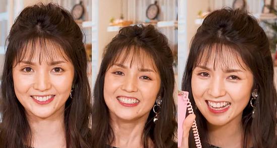 【画像】道重さゆみさんの顔に老化アプリをかけてみた結果がこちらwww