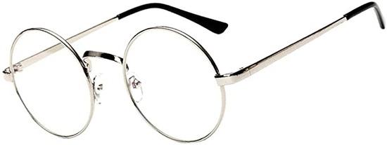 【画像】ワイのオシャレなメガネ、かっこよすぎるwww