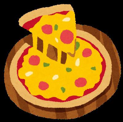 【画像】アオキーズピザさん、やけくそになってとんでもないピザを新発売してしまうwww