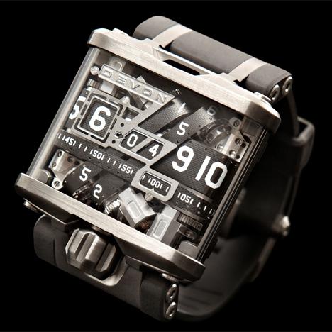 【画像】めっちゃっかっこいい腕時計発見したwwwwwwwwwww