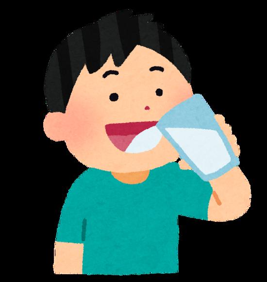毎日お水2リットル飲むと得られるメリットがこちらwwwww
