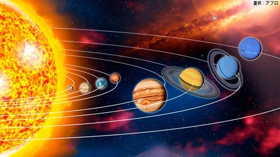【宇宙】40億年前に土星や天王星が大移動? 隕石の分析でwwwwww