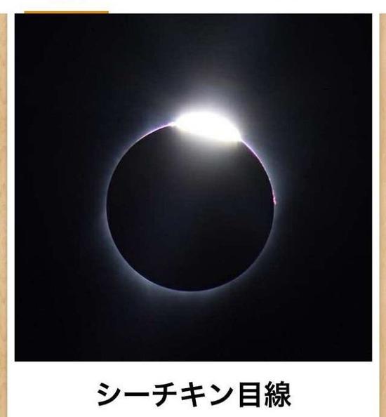 【画像】ワイ「皆既日食ってアレに似てるやん!」 →とんでもない爆笑をかっさらうwwwwww