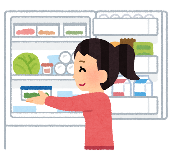 えっ!冷蔵庫に何が入っているか分からないと離婚率が上がるってホント?