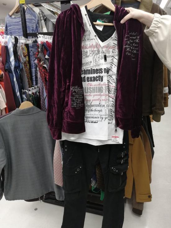 【画像】マッマが服買って来てくれるんだけどこれどう?www