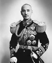 台湾元総統蒋介石