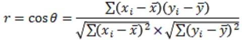 相関係数2