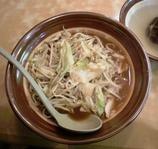 東横味噌自家製麺