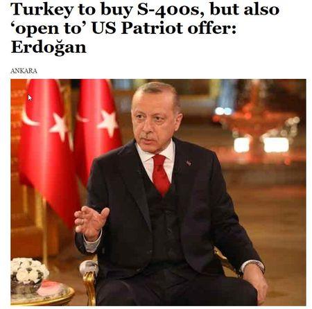 トルコは米国からもロシアからもミサイルを買う リャンメン外交