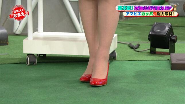 赤木野々花アナが、ねこ娘のコスプレで登場!【GIF動画あり】