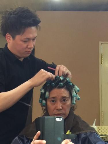【藤田伸二】が源氏パイを超える髪型になる