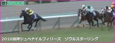 阪神芝1600m・外/騎手・種牡馬データ(2017阪神ジュベナイルフィリーズ)