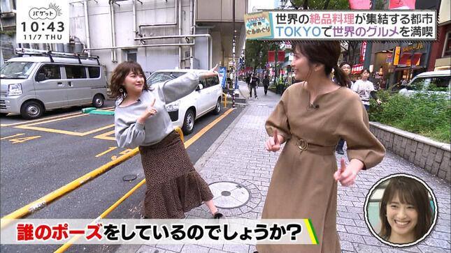 笹崎里菜アナと尾崎里紗アナ バゲット ミヤネ屋 NNNニュース