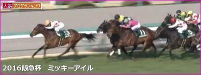 阪神芝1400m/騎手・種牡馬データ(2017阪急杯)
