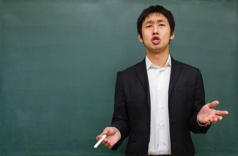 内定が無い就活生なんやが、予備校講師ってどうや?