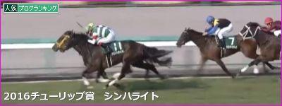 チューリップ賞 ●●に支持された馬なら複勝率90%