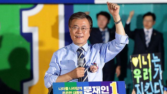 韓国の新大統領に反日の文在寅氏(海外の反応)