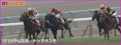 中山記念(2017年)データ分析!4~5歳馬で??は(0-0-0-26)