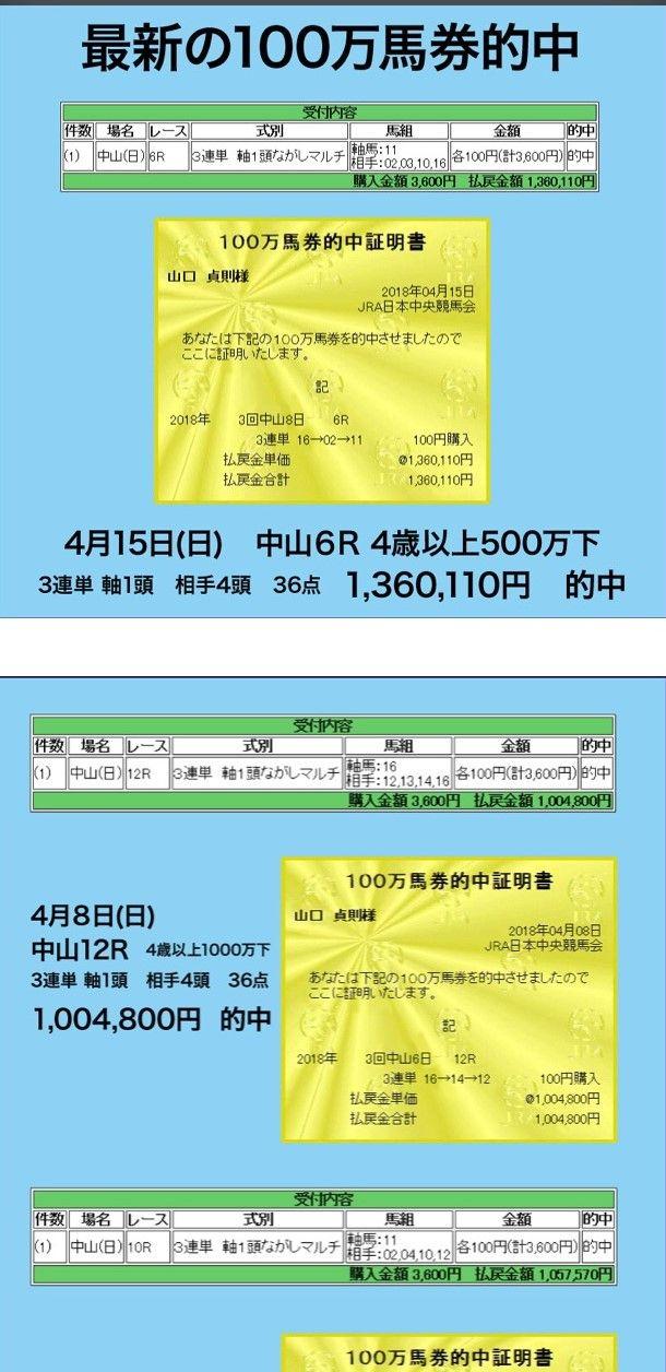 6月24日系統色分け・競馬新聞風出馬表