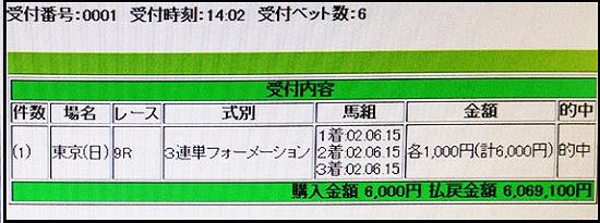 08/12(土)【軸馬予想】だいたい来るよーver5