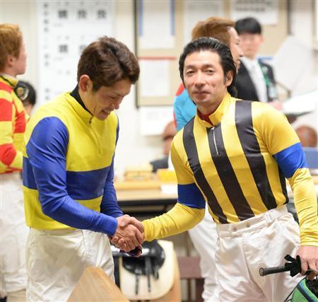 【競馬】内田博幸、戸崎圭太 マジで仲が悪かった