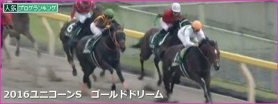 ユニコーンS 関東馬で●●(0-0-0-32)
