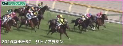 京王杯SC 関西所属騎手騎乗で●●は(0-0-0-24)