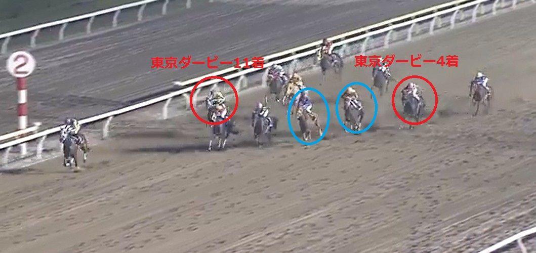 関東オークス 2017 予想 追い切りを戻した素質馬から