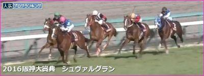 阪神大賞典(2017年)データ分析!前走??で4着以内だった馬は連対率100%