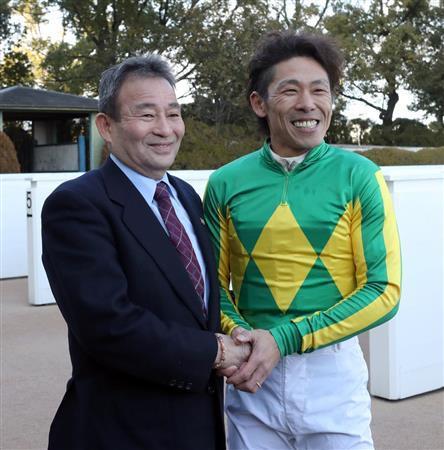 【競馬新時代】古川吉洋騎手がフェブラリーステークスも皐月賞も制覇するという事可能性も・・・