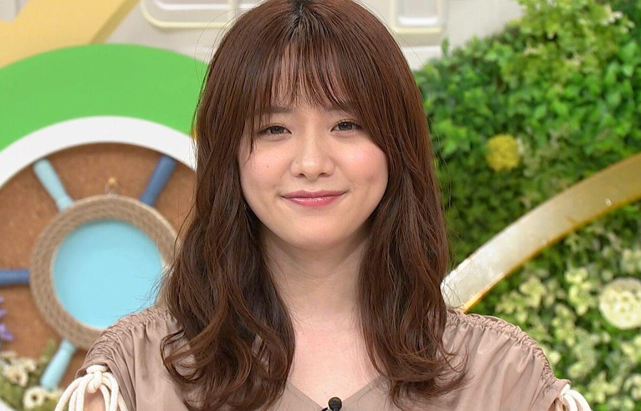 ただただ可愛い、森 香澄アナ。【画像4枚】