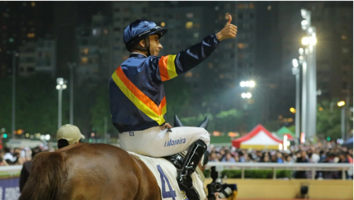 【競馬ネタ】ゴミクズアンチ「モレイラは中山で実績がない」