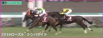 ローズS 関西馬で●●は複勝率87.5%