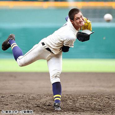 【高校野球】創志学園・西純矢の熱烈カープ愛