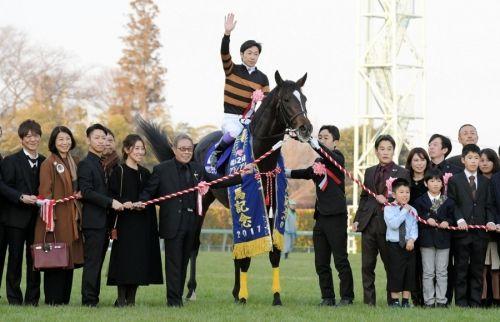 【競馬】引退を迎えるキタサンブラックに一言