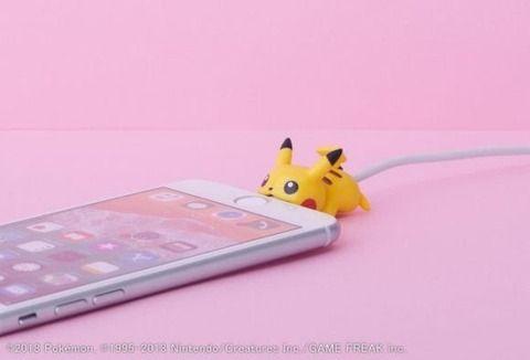 【悲報】ピカチュウさん、iPhoneに牙を剥く