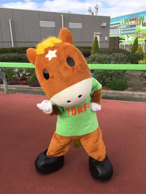 【競馬】ターフィーくんが今と昔で違いすぎる件