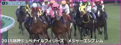 阪神ジュベナイルF 前走●●だった馬は(0-0-0-38)