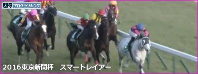 東京新聞杯(2017年)データ分析!前走???で4番人気以下は(0-0-0-23)