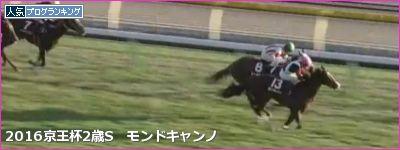 2017京王杯2歳ステークスデータ分析!前走500万下だった馬で??は(0-0-0-26)