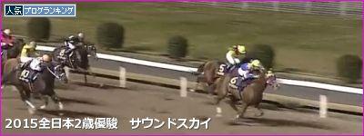 全日本2歳優駿(2016年)地方競馬 交流重賞 過去10年データ分析!