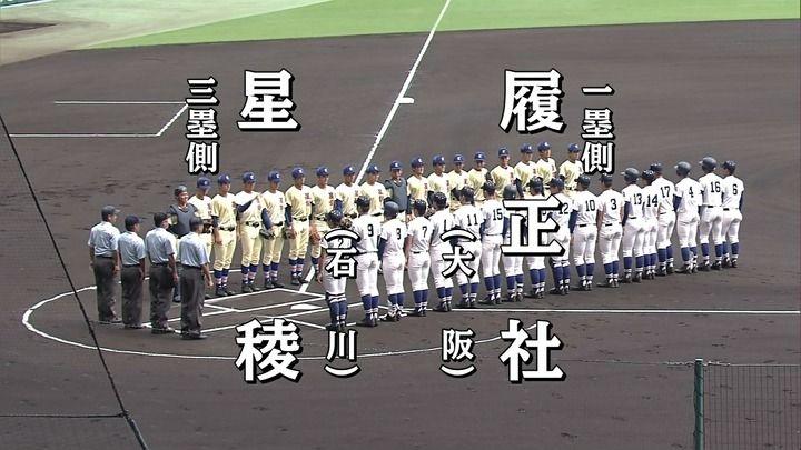 【高校野球】夏の甲子園決勝の始球式にカープOB達川光男www
